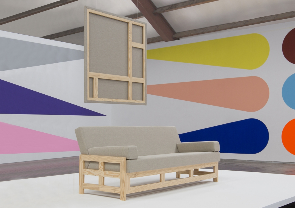 'A Couch to Match the Painting' at New Dakota Centre of Contemporary Art in Amsterdam