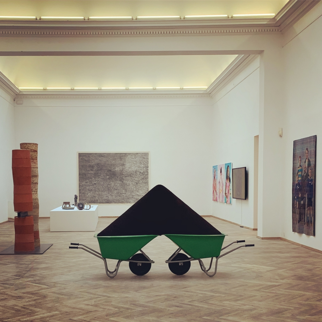 'Heap of Faith' at Kunsthal Charlottenborg, Copenhagen, Denmark